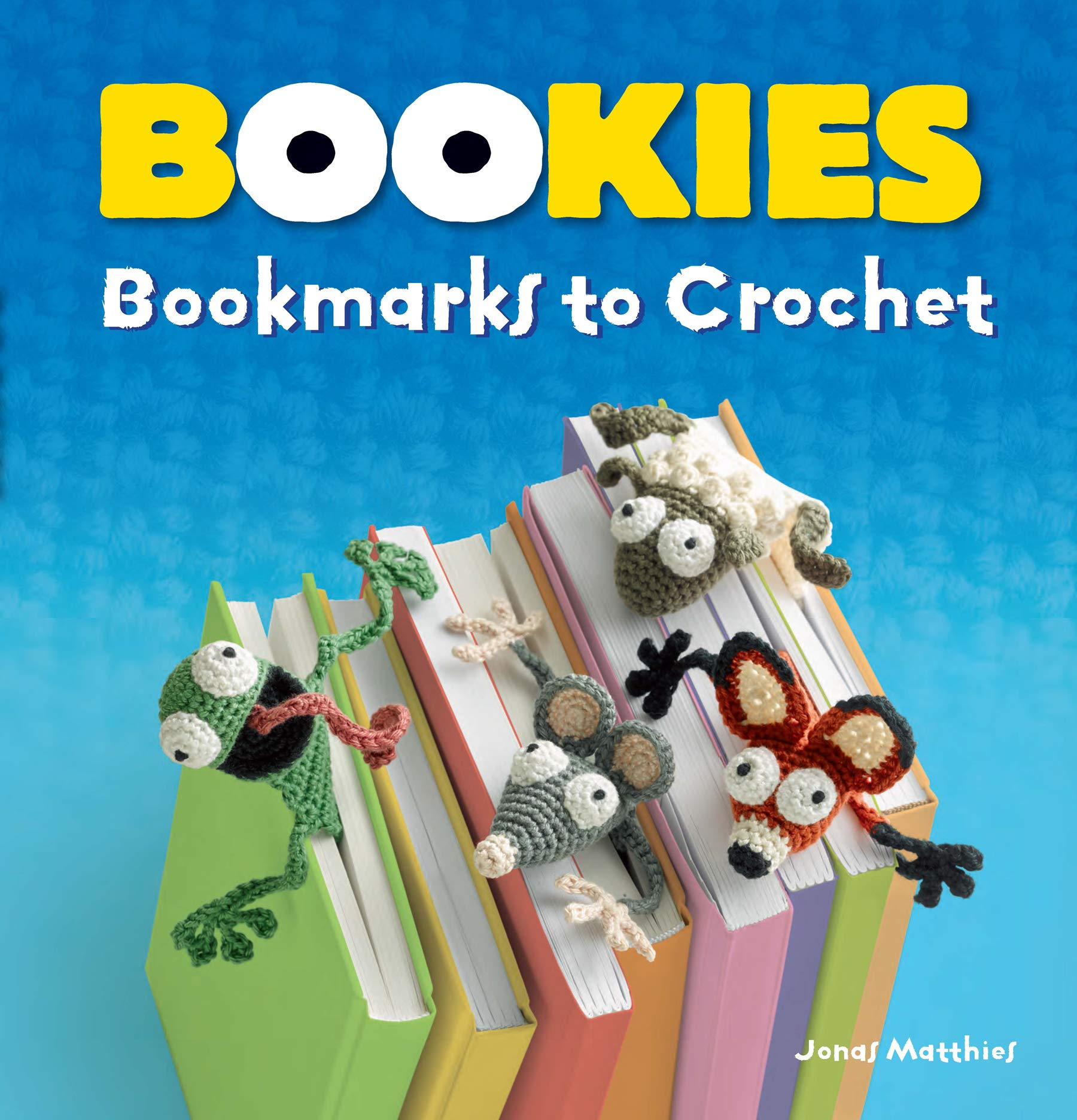 Review: Bookies: Bookmarks to Crochet • The Candid Cover